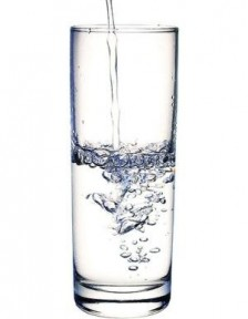 Drink Water not Soda or Sugary Drinks