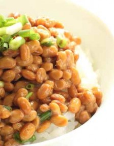 Natto Beans and Nattokinase for Heart Health