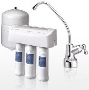 Drink Water from Reverse Osmosis Water Filter